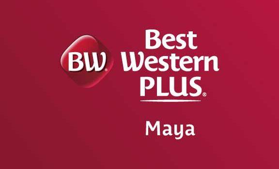 logo of best western plus maya