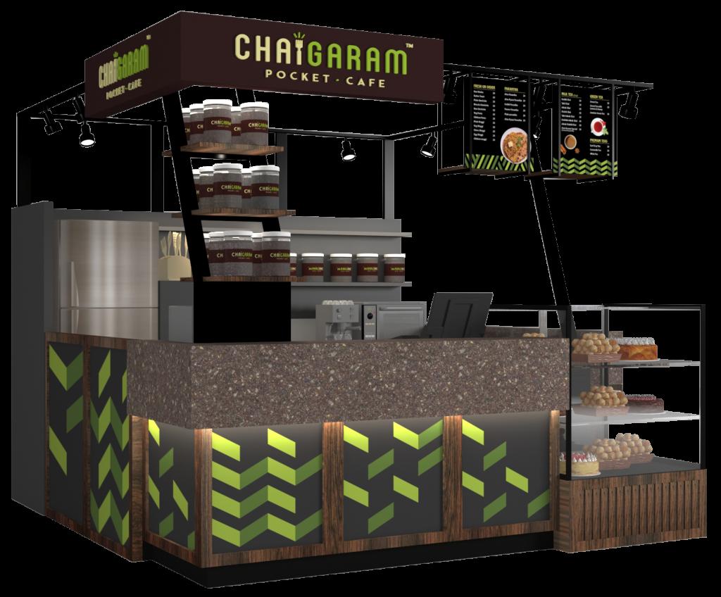 Chai-Garam-Kiosk